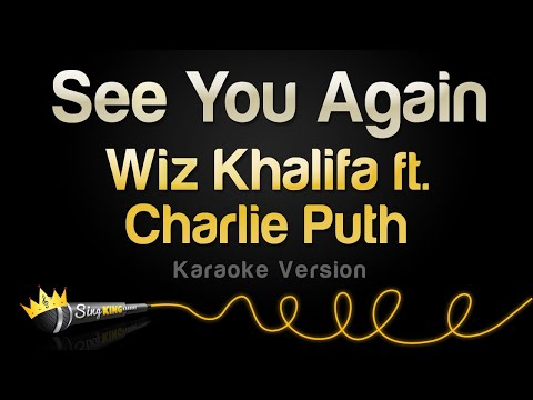 Wiz Khalifa Ft. Charlie Puth - See You Again (Karaoke Version)