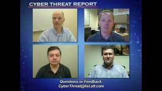 AT&T Cyber Threat Report: