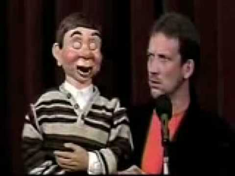 Ventriloquist Ken Groves