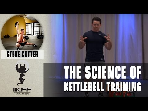 Cotter - The Science of Kettlebells Push-Pull Series is Shihans all-new follow-along workout program developed by Kettlebell training extraordinaire Steve Cotter. The...