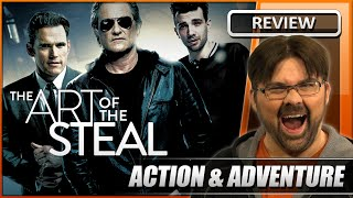 The Art of the Steal - Movie Review (2013)