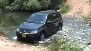Suzuki Grand Vitara Test Drive 2008 - 4x4.co.ilסוזוקי גראנד ויטארה