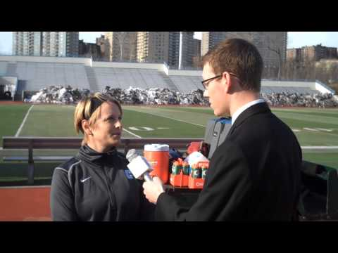 Postgame Interview: Lacrosse Takes Down LIU Brooklyn 20-11 In Home Opener