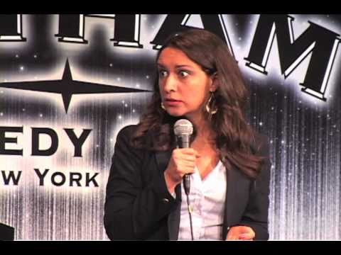 Comedian Rachel Feinstein