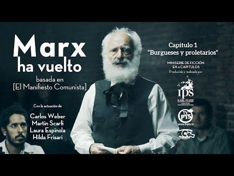 """""""Marx ha vuelto"""" por las redes sociales y las redes reales"""