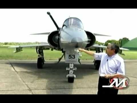Conozca las partes y funcionamiento de un avión Kfir de combate - parte I Citytv.com.co.mp4