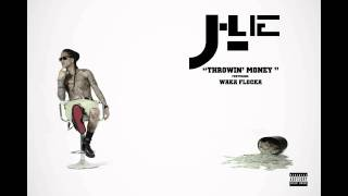 Thumbnail for J-Lie ft. Waka Flocka — Throwin' Money