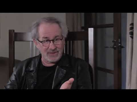 Steven Spielberg's Advice to Kids Who Want To Make Movies