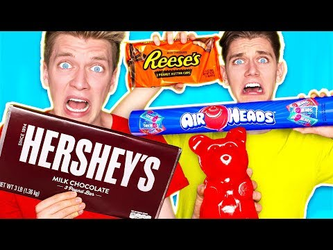 SOUREST GIANT CANDY IN THE WORLD CHALLENGE!!! Warheads Toxic Waste EXTREMELY SOUR DIY EDIBLE FOOD