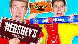 Video SOUREST GIANT CANDY IN THE WORLD CHALLENGE!!! Warheads Toxic Waste (EXTREMELY SOUR DIY EDIBLE FOOD) MP3, 3GP, MP4, WEBM, AVI, FLV Juni 2019