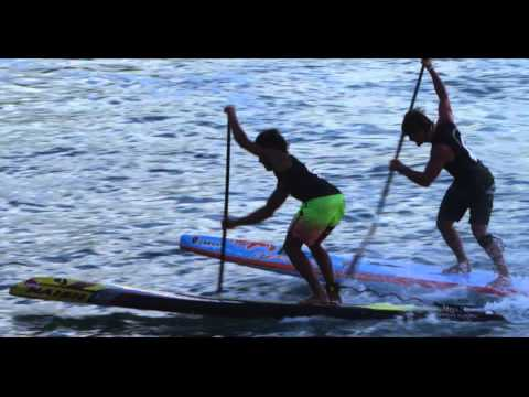Stand Up World Series Finals 2014  - Sprint Highlights at Turtle Bay