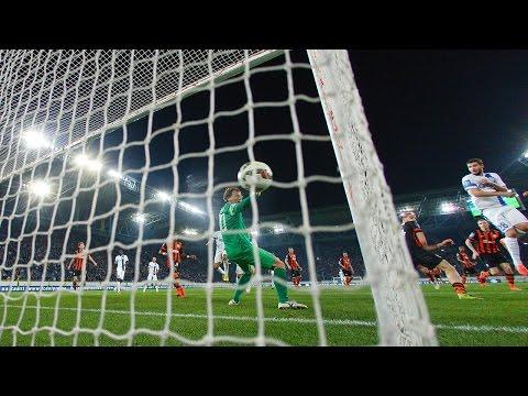 Днепр - Шахтер 0:1. Обзор матча