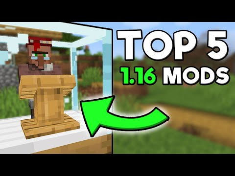 Top 5 Minecraft Forge Mods for 1.16.3