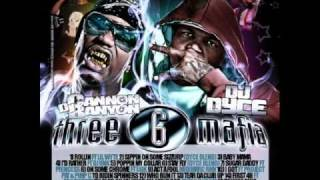 Three 6 Mafia - 4 Oz.