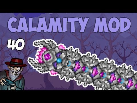 Terraria # 40 INSTAKILL ATTACK  - 1.3.4 Calamity Mod Let's Play (видео)