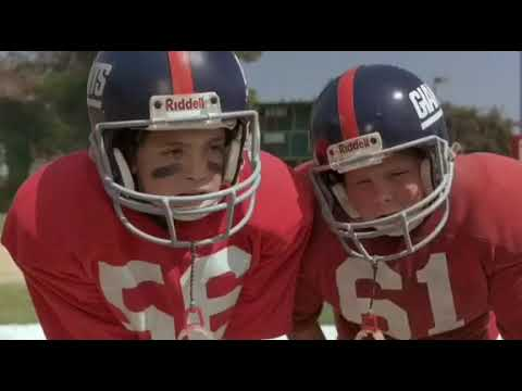 Little Giants 1994- The Little Giants know the play