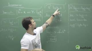 Logaritmo- propriedades
