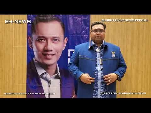 DPC Partai Demokrat Kabupaten Pati Gelorakan Dukung AHY, Tolak KLB