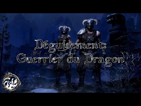 TESO | Déguisement: Guerrier du Dragon