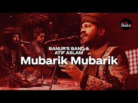 Coke Studio Season 12 | Mubarik Mubarik | Atif Aslam & Banur's Band