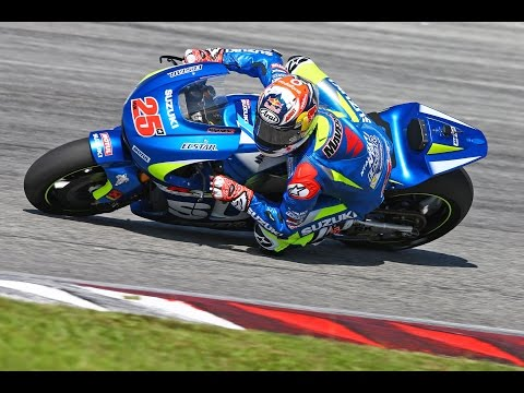 #SepangTest: la tre giorni in casa Suzuki [VIDEO]