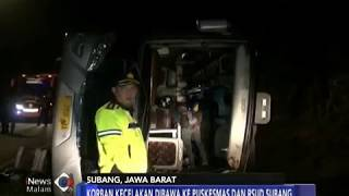 Video Begini Suasana Evakuasi Korban Bus Terguling di Tanjakan Emen Subang - iNews Malam 10/02 MP3, 3GP, MP4, WEBM, AVI, FLV Agustus 2018