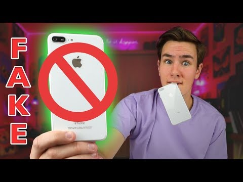 How To Spot a Fake iPhone 8