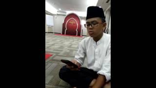 Qori anak terbaik dunia (Roghib M Sakho)