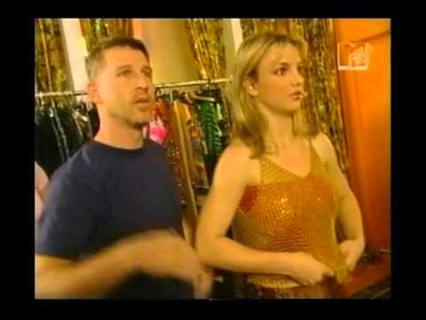Britney Spears - Interview and Shopping with MTV 1999