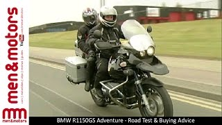 7. BMW R1150GS Adventure - Road Test & Buying Advice