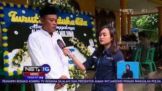 Video Live Report: Rumah Duka Ayahanda Sule - NET16 MP3, 3GP, MP4, WEBM, AVI, FLV Juli 2018