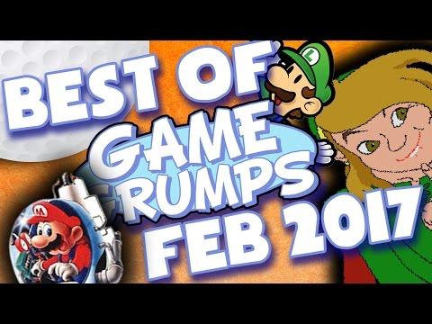BEST OF Game Grumps - February 2017 (видео)