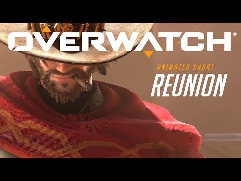 "Overwatch Animated Short | ""Reunion"" (EU)"
