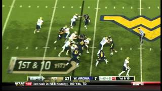 Bruce Irvin vs Pittsburgh (2011)