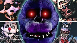 Video FNAF's Scariest Animatronics and here's why... (Top Scary Five Nights at Freddy's) MP3, 3GP, MP4, WEBM, AVI, FLV Juni 2019