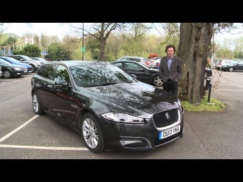 Jaguar XF Sportbrake long term test first report - What Car?