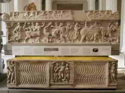 Die Wiederentdeckung von Griechenland und Rom