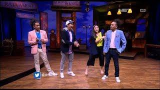 Video Diledekin Arie Kriting, Indra Bekti Semangat Balas Pantun (1/4) MP3, 3GP, MP4, WEBM, AVI, FLV Juli 2018