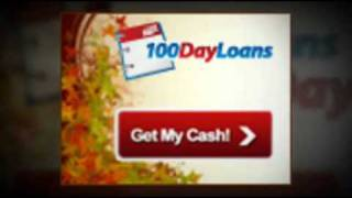 100 Day Loans Mobile YouTube video