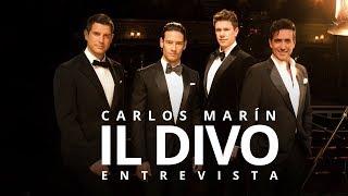 Carlos Marín - Entrevista exclusiva Antena 1
