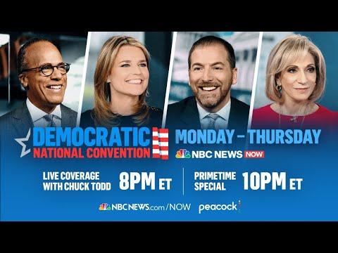 Democratic National Convention Day 4 | Featuring Joe Biden | NBC News