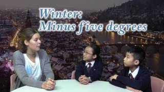Weather wise Kids episode 3 - Interview with German part 1
