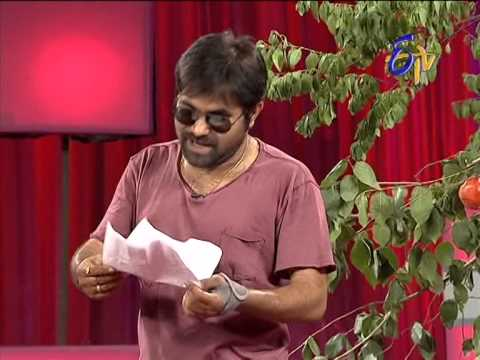 Jabardasth - ?????????  -  Chalaki Chanti Performance on 17th July 2014 18 July 2014 08 AM