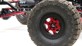 RC Sentinel 1.9 Beadlock wheels test!Buy the Sentinel Wheels in the video--http://bit.ly/Sentinel_Crawler_BeadlockWheel_7076-T6AluminumYou cannot go wrong with these aluminum rc beadlock wheels. $30 for two 7075-T6 3 piece aluminum beadlock wheels!? The build quality is fantactic, the beads seat easily, the fit and finish is great, the look beautiful, they are light and they are affordable! What more could you ask for!?