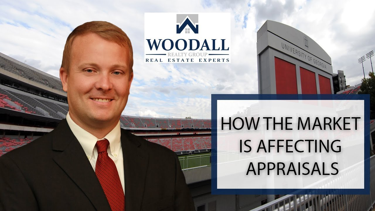 How Is the Market Affecting the Appraisals of Homes?