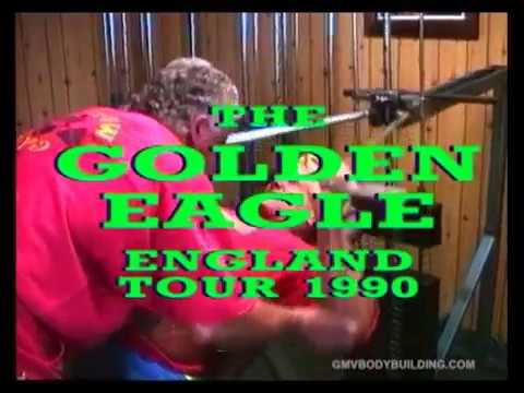 The Golden Eagle Full England Tour 1990