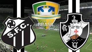 Assista os Melhores momentos e gols do jogo Santos AP 2 x 0 Vasco (09/02/2017) Copa do Brasil 2017 - 1° Fase. O Campinense estréia na Copa do Brasil contra a...
