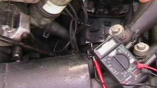 4. Arctic Cat snowmobile trigger pulser coil or crank sensor testing