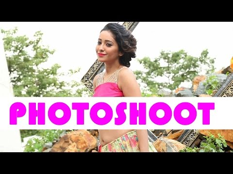 Asha Negi's photoshoot for Nyshas