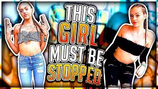 Video THIS GIRL MUST BE STOPPED!! (She ROASTED Me) MP3, 3GP, MP4, WEBM, AVI, FLV Agustus 2017